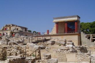 Knossos Palace Plateau Lassithi
