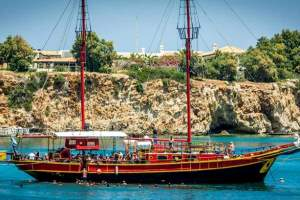Pirate Boat Cruise Hersonissos Crete
