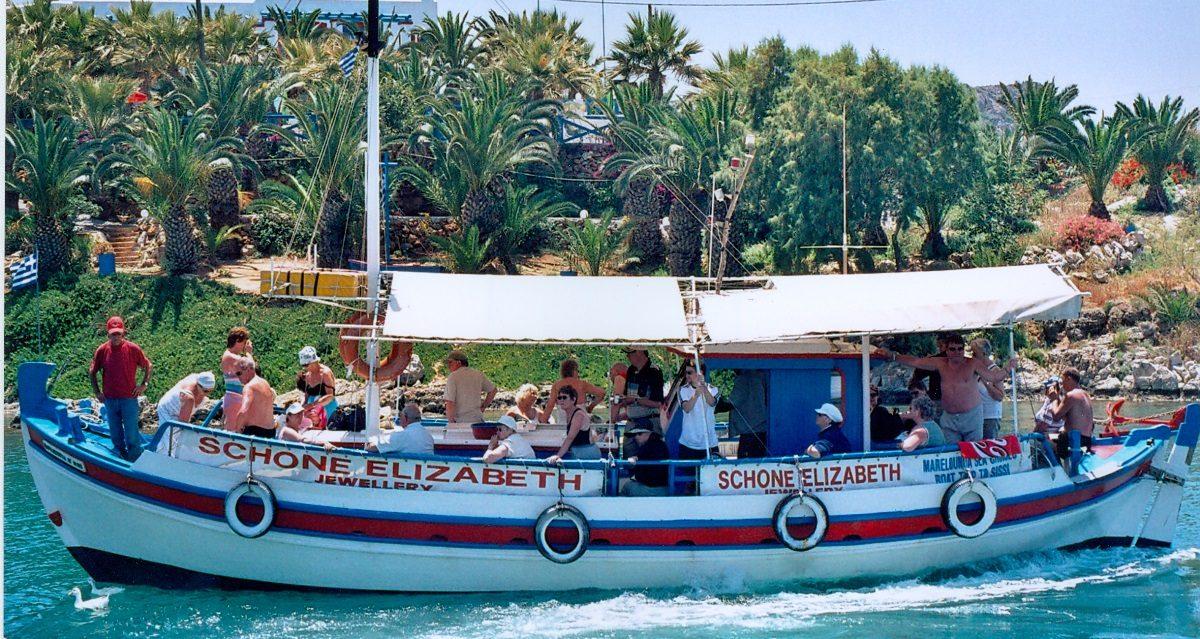 Круиз в деревню Сисси на корабле Марэлунда