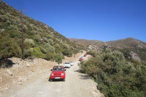 Jeep Safari to South Crete on Suzuki jeep