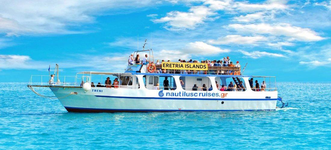Круиз из Херсонисоса в Малью на корабле Theni