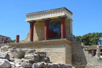 Кносский дворец Туристическое агентство на Крите