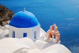 Tour to Santorini from Crete