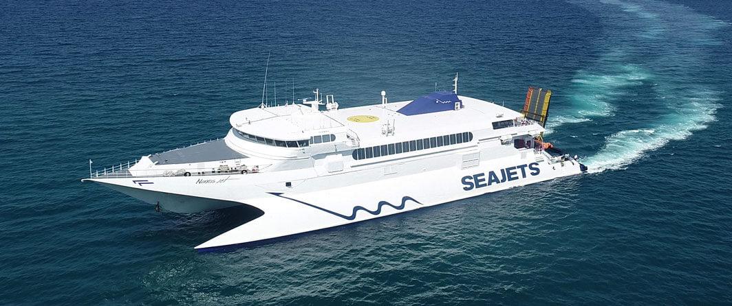 Naxos Jet Santorini 1 day tour from Heraklion